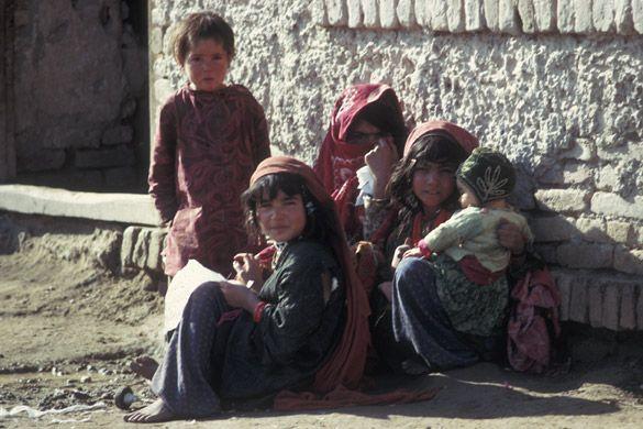 afghanistan i dag